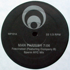 "Man Parrish - Hip Hop Re Bop - 12"" Vinyl"