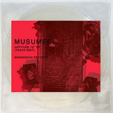 "Musumeci - Untitled - 12"" Vinyl"