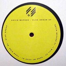 """Kevin McPhee - Blue Organ - 12"""" Vinyl"""