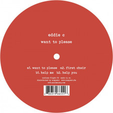 "Eddie C - Want to Please - 12"" Vinyl"