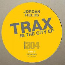 """Jordan Fields - Trax in the City - 12"""" Vinyl"""