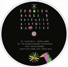 """Kenneth Bager - Balearic Biscuits Sampler - 12"""" Vinyl"""