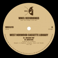"""West Norwood Cassette Library - Missing You - 12"""" Vinyl"""