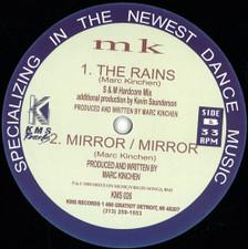 """MK - Somebody New - 12"""" Vinyl"""
