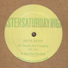 "Keita Sano - People Are Changing - 12"" Vinyl"