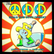 Quasi Dub Development - Little-Twister vs Stiff-Neck - LP Vinyl