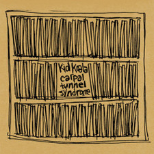Kid Koala - Carpal Tunnel Syndrome - 2x LP Vinyl