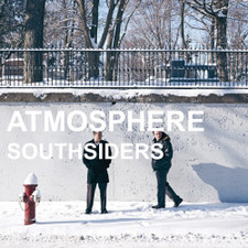 Atmosphere - Southsiders - 2x LP Silver Vinyl