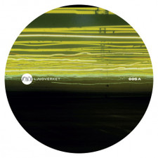 "Rasmus Hedlund - Audio Kurator - 12"" Vinyl"
