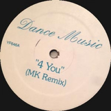 "4th Measure - 4 You MK RMX - 12"" Vinyl"