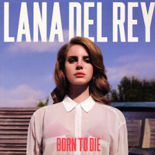 Lana Del Rey - Born to Die - LP Vinyl