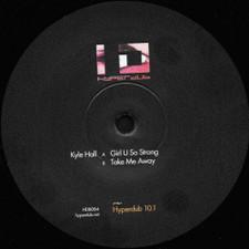 "Kyle Hall - Girl U So Strong - 12"" Vinyl"