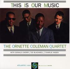 The Ornette Coleman Quartet - This is Our Music - 2x LP Vinyl
