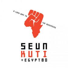 Seun Kuti & Egypt 80 - A Long Way to The Beginning - LP Vinyl