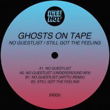 """Ghosts On Tape - No Guestlist - 12"""" Vinyl"""
