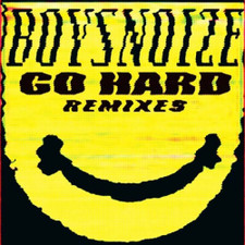 "Boys Noize - Go Hard Remixes - 12"" Vinyl"