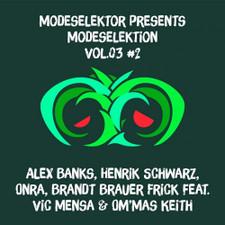 "Modeselektor - Modeselektion Vol. 3 - 12"" Vinyl"