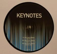 """Keynotes - Let's Let's Dance - 12"""" Vinyl"""