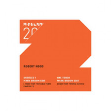 "Robert Hood - Mark Broom Edits - 12"" Vinyl"