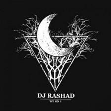 """DJ Rashad - We On 1 - 12"""" Vinyl"""