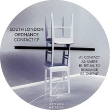 "South London Ordinance - Contact Ep - 12"" Vinyl"