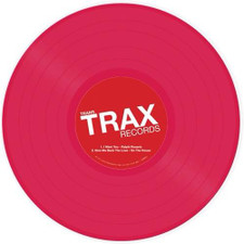 """Various Artists - TransTrax - 12"""" Colored Vinyl"""