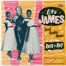 Etta James - Good Rockin Mama - LP Colored Vinyl