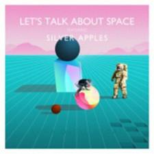 "Let's Talk About Space - Luna Oscillators - 7"" Vinyl"