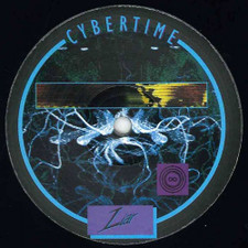 "Liar - Cybertime Ep - 12"" Vinyl"