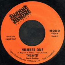"The M-Tet - Number One - 7"" Vinyl"