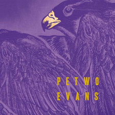 "Petwo Evans - Tumble - 10"" Vinyl"