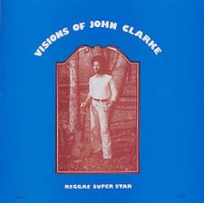 John Clarke - Visions of John Clarke - LP Vinyl