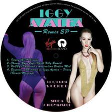 """Iggy Azalea - Remix Ep - 12"""" Vinyl"""
