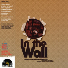 Clint Mansell - In The Wall - LP Vinyl