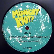"""Various Artists - Midnight Riot Vol. 6 - 12"""" Vinyl"""