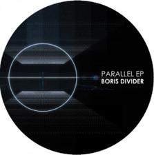 """Boris Divider - Parallel - 12"""" Vinyl"""