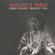 Augustus Pablo - Greek Theater, Berkeley 1984 - LP Colored Vinyl