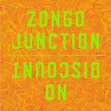 Zongo Junction - No Discount - LP Vinyl