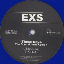 "EXS - These Days - 12"" Colored Vinyl"