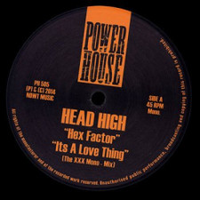 "Head High - Mega Trap - 2x 12"" Vinyl"