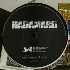 """Hadamard - the Ass in Bass - 12"""" Vinyl"""