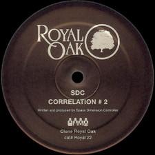 """SDC - Correlation #2 - 12"""" Vinyl"""