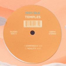 """Temples - Earrings II - 12"""" Vinyl"""