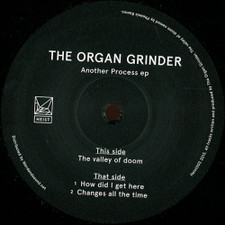 "The Organ Grinder - Another Process - 12"" Vinyl"