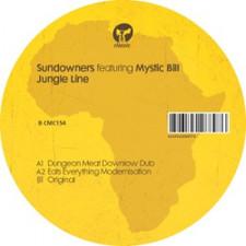 """Sundowners - Jungle Line - 12"""" Vinyl"""