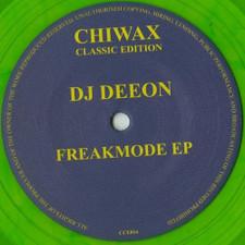 "Dj Deeon - Freakmode - 12"" Colored Vinyl"