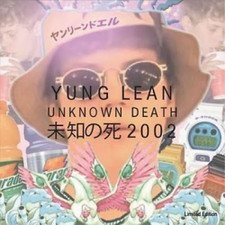 Yung Lean - Unknown Death 2002 - LP Vinyl