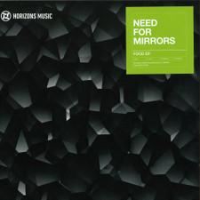 "Need For Mirrors - Food Ep - 2x 12"" Vinyl"