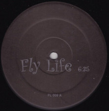 "Basement Jaxx / George Michael - Fly Life / Outside - 12"" Vinyl"