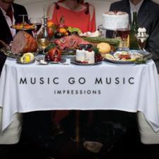 Music Go Music - Impressions - LP Vinyl